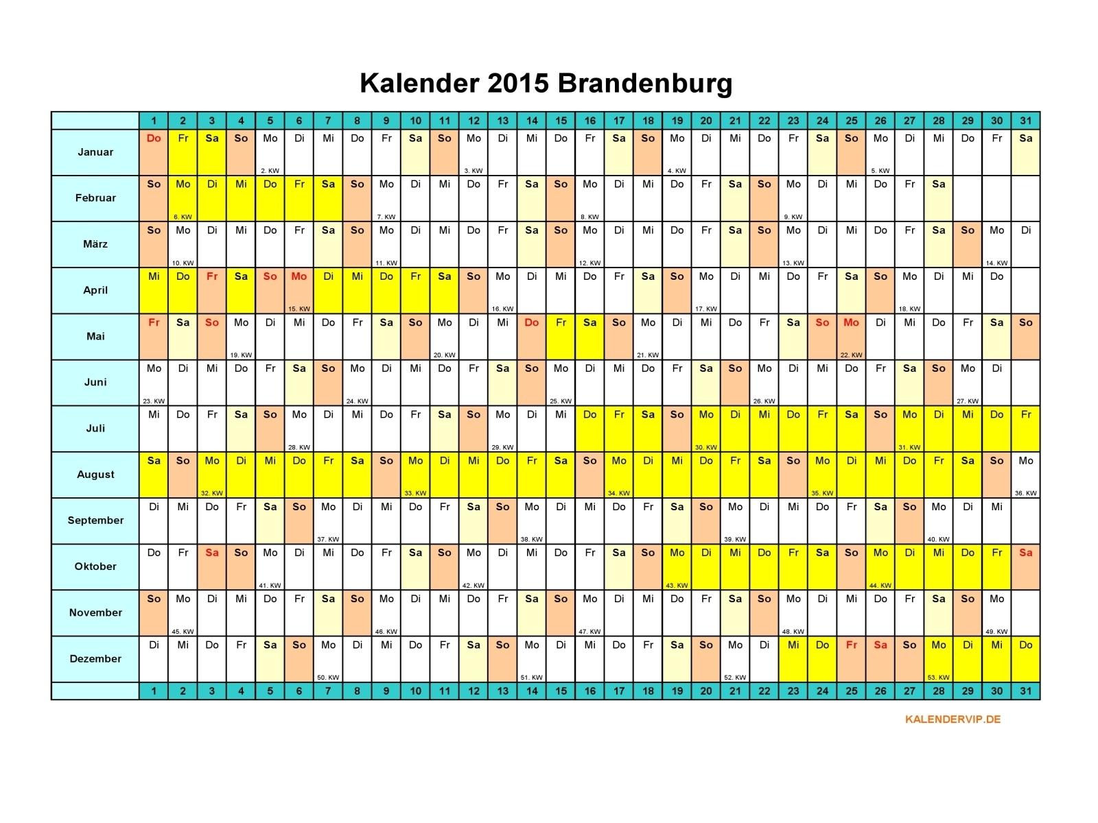 Wie Open Office Querformat Kalender Querformat Brandenburg