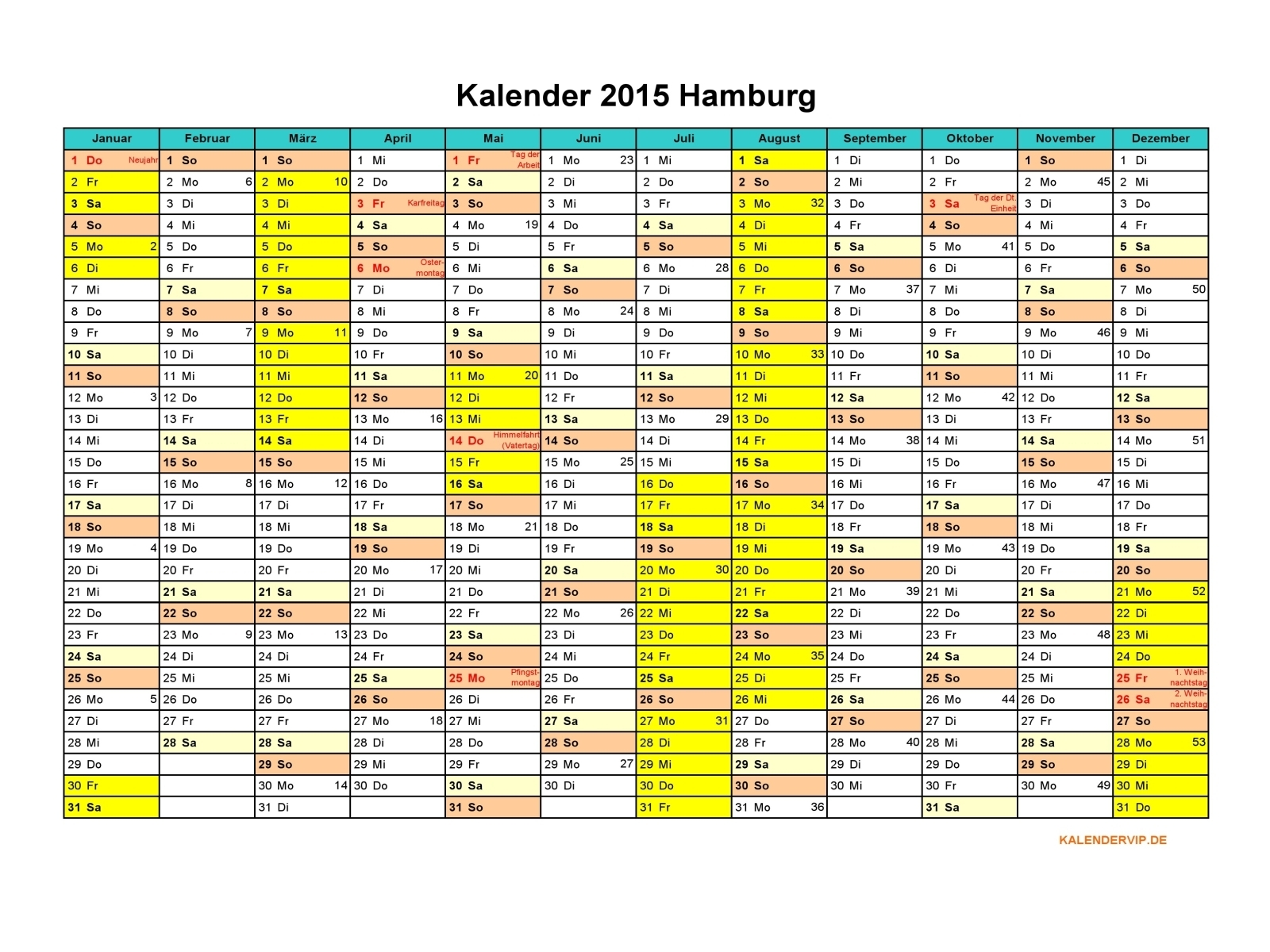 kalender 2015 hamburg kalendervip. Black Bedroom Furniture Sets. Home Design Ideas